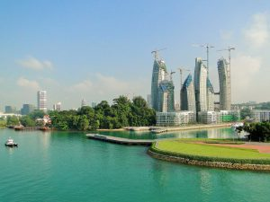 Singapore-climat